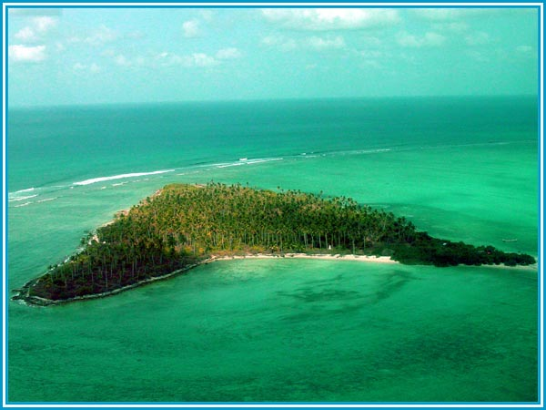 Agathi Island,Beaches of Lakshadweep, India